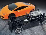 Costruisci la Lamborghini Huracán RC - In edicola la nuova raccolta a fascicoli DeAgostini