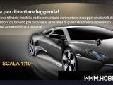 Lamborghini Reventón Radiocomandata in edicola con la De Agostini: Opera di fascicoli collezionabili