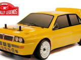 The Rally Legends: Lancia Delta EVO 2 stradale - RTR