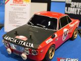 Lancia Fulvia 1600 HF The Rally Legends - ITALTRADING