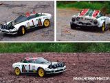 Successo internazionale per le Rally Legends Italtrading!