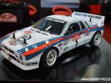 Lancia Rally 037 Evo 2: The Rally Legends - Toy Fair 2014