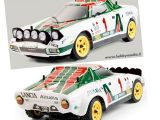 Lancia Stratos Radiocomandata - Rally Legends Italtrading