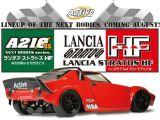 Lancia Stratos HF carrozzeria della Active Hobby
