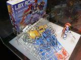 Little Battler Experience: LBX - Modellismo e videogiochi
