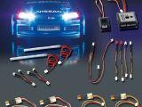 ACE RC - Led Lighting Kit II per SPARROWHAWK DX