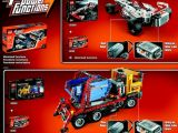 LEGO Camion porta container - 42024 Technic