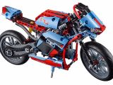 Lego Technic Motocicletta da strada (set 42036)