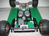 LEGO Technic - Parti speciali in alluminio per automodello RC
