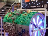 Star Wars 3D: L'organo a manovella di Guerre Stellari - Lego builders of Sound
