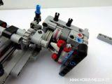 LEGO Technic: Cambio sequenziale a quattro velocità