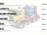 LEGO: La recensione del Camion porta container - 42024