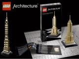 Modellismo e giocattoli: Lego Architecture - Architettura creativa