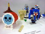 Lego: Costuzioni Manga in mostra all'università di Tokyo