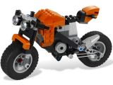 LEGO: la moto quadricottero RC fatta di mattoncini!
