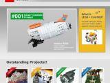 Codice invito per il nuovo social network LEGO Cuusoo!