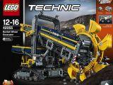 LEGO Technic: Escavatore a Ruota (Set 42055)
