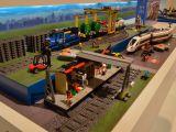 LEGO: I nuovi set per gli appassionati di treni! Station (60050), High-speed Passenger Train (60051) e Cargo (60052)
