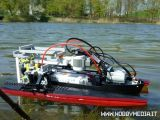 LEGO NXT RC BOAT - Barca radiocomandata bluetooth con Mindstorms NXT