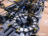 LEGO: la fabbrica automatizzata fatta di mattoncini NXT
