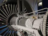 LEGO: Una turbina di un jet fatta con 152.000 mattoncini