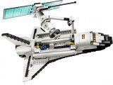 LEGO Shuttle Adventure  10213 - Lego Design video AFOL