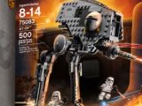 Lego Star Wars 75083: AT-DT - Montaggio e test