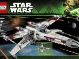 Lego Star Wars: Red Five Xwing Starfighter (10240)