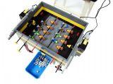 Lego Table Soccer - Il biliardino elettronico fatto di mattoncini
