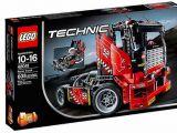 Lego Technic 42041 Race Truck - Riedizione del camion 8041
