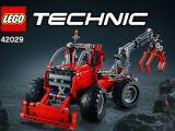 LEGO Technic: La guida per rendere radiocomandato il Pickup Truck Offroad rosso (set N°42029)