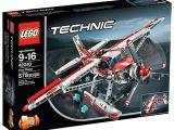 Lego Technic: Aereo anticendio (set 42040)