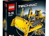 Lego Technic: La prova del Bulldozer - 42028