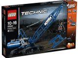 Lego Technic: Gru Cingolata - Crawler Crane 42042
