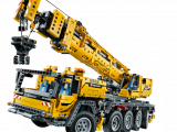 LEGO Technic Gru Mobile Crane MK II (set 42009)