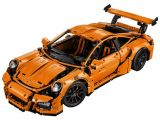 LEGO Technic: Porsche 911 GT3 RS video teaser