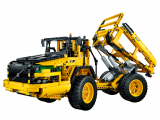 LEGO Technic: La prova del Volvo Articulated Hauler (modello alternativo)