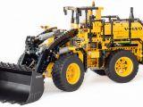 Lego Technic: La prova della nuova Ruspa VOLVO L350F telecomandata - 42030