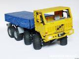 Lego Volvo FL12, version 8x8 - Camion telecomandato tramite telefonino Bluetooth