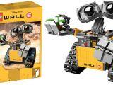 LEGO Walle: il robottino della Pixar - Intervista al designer