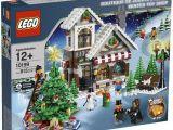 Negozio giocattoli di Natale LEGO per gli appassionati di mattoncini colorati
