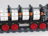 Giocattoli e Modellismo: Il vagone contachilometri Lego
