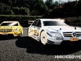 LRP S10 Blast TC Mercedes Benz DTM 2010 - 2.4GHz RTR Touring Car elettrica in scala 1:10