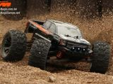 Team Magic E5 4X4 Monster Truck 1/10 RTR - VIDEO