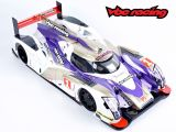 VBC Racing: Lighting10 Le Mans Pan Car in scala 1/10