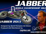 Motocicletta radiocomandata Lightscale JABBER Super Bike