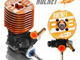 RB Engine: Edizione limitata RB Rocket .21 off road