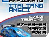 AMSCI: Prima prova Campionato Italiano Touring Nitro 2015