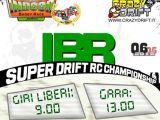 IBR Padova: Quarta tappa SuperDrift RC Championship 2012