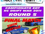5a Tappa Campionato EDT RC Drift War 2011 Final Match